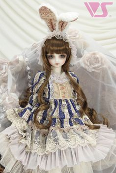 Volks OneoffModel Liselotte