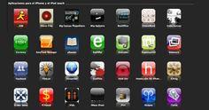 Cinco aplicaciones educativas para el iPhone o iPad [Gratis] http://www.multimediagratis.com/tecnologia-2/aplicaciones-educativas-gratis-para-el-iphone-o-ipad-g.htm