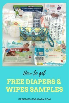 Huge list of Free Diapers, Wipes, and baby samples.  12 Resources for Free Diapers.  Go Here =>  http://freebies-for-baby.com/4720/how-to-get-free-diaper-samples-wipes-samples/ #Budgeting #BabyOnABudget #BabySamples