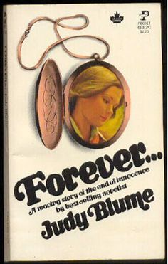 I just knew it was Judy Blume, boy was I surprised by this content!