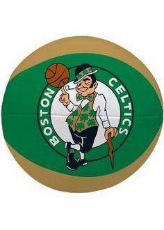 NBA Boston Celtics 4 Gold Free Throw Softee Basketball de5c6f0f3