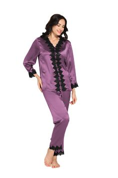 7eef86a6d9 Pure Silk Pyjamas For Women