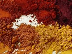 Sanhuan Colorchem Group is a iron oxide pigment manufacturers with more than 20 years business experience. Include of iron oxide red, iron oxide black, iron oxide brown, iron oxide yellow and so on. Black Pigment, Paint Supplies, Linseed Oil, Color Effect, Gouache Painting, Mortar And Pestle, Iron Oxide, Nature Paintings, Natural World
