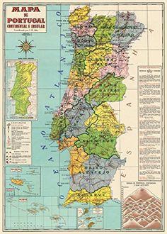 "Cavallini & Co. Portugal Map Decorative Paper Sheet 20""x2... https://www.amazon.com/dp/1619929767/ref=cm_sw_r_pi_dp_x_sMsHybN84RXD0"