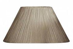 PANTALLA BEIG 30CM - Lamparas Lúzete - Tu especialista en iluminacion - decoracion - lamparas de diseño