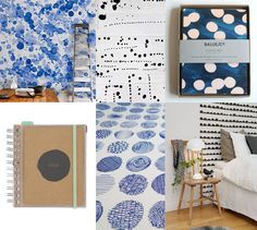 Imperfect dots in stationary & paperwork #dots #polkadots #imperfectdots…