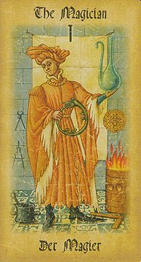 The Medieval Tarot F