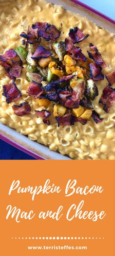 A delicious fall mean perfect for a Thanksgiving side dish.
