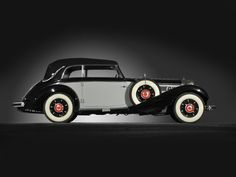 470f0ea21d8 1937 Mercedes-Benz 540K Cabriolet from carnutzphoto Art Cars