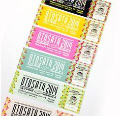【チケット販売中】OTOSATA ROCK FESTIVAL 2014(店舗限定デザイン!) | shed.ANTENNA