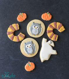 Harry Potter Sugar Cookies and Skylander Cupcakes