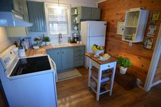 Episode Theme: Fishing Dreams, Rental Reality  After an unexpected health crisis, Astrid and Sheldon need to renovate and rent their vacation property in order to make their cottage dream a. Scott Mcgillivray, Income Property, Cottage, Kitchen, Fishing, Calm, Dreams, Vacation, Furniture