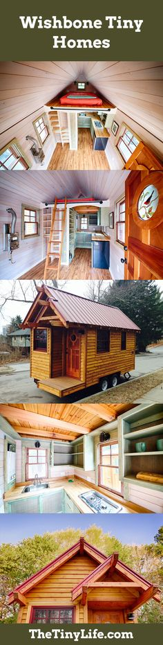 Take a peek at this gorgeous tiny house!