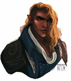 Fenrys, Fae male and Member of the Cadre