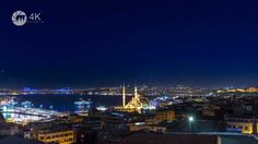 Istanbul City in 4K // more: http://www.citiesin4k.com/