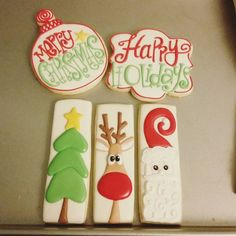 Cookie Bliss - Working on cookie sticks. #cookiebliss #cookies...