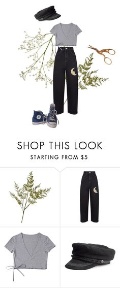 """Untitled #29"" by franfiction ❤ liked on Polyvore featuring Converse"