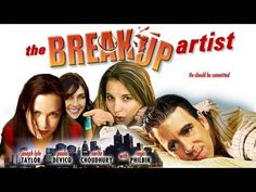 Breakup Artist   FULL MOVIE - George Anton -  Watch Free Full Movies Online: SUBSCRIBE to Anton Pictures  Movie Channel: www.YouTube.com/AntonPictures   Keep scrolling and REPIN your favorite film to watch later from BOARD: http://pinterest.com/antonpictures/watch-full-movies-for-free/       The Breakup Artist is a romantic comedy, set in Manhattan, and written and directed by Vincent Rubino.    Starring: Joseph Lyle Taylor, Paula Devicq, Sarita Choudhury, Sabrina Lloyd, Michole Bria
