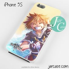 Kingdom Hearts Sora Phone case for iPhone 4/4s/5/5c/5s/6/6 plus