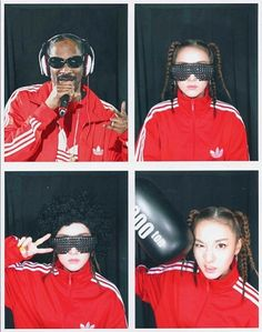 2NE1′s Dara becomes 'Snoop Dar'
