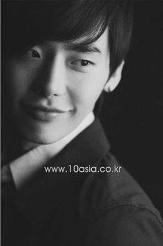 Lee Jung Suk Black&White