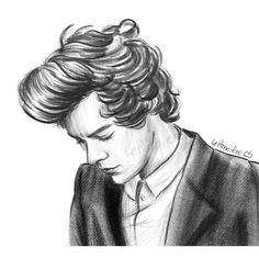One Direction featuring polyvore, one direction, harry styles, fillers, harry, drawings, doodles, backgrounds, quotes, phrase, saying, scribble and text