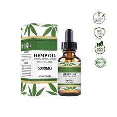 30ml Natural Hemp Seed Oil Organic Hemp Seeds, Organic Oil, Grow Light Bulbs, Argan Oil Hair, Nerve Pain, Pure Essential Oils, Hemp Oil, How To Relieve Stress, Pure Products