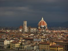 Santa Maria del Fiore - Florence - Italy (von lennox_mcdough)
