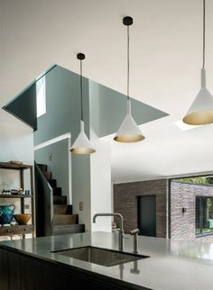 31 beste afbeeldingen van Keuken - Houses, Kitchen interior en Kitchens