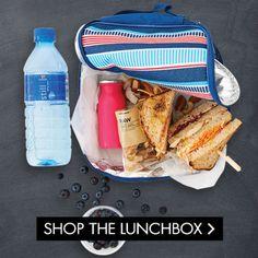 Gluten sensitive lunchbox ideas