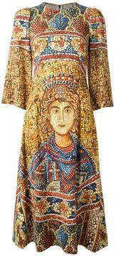 Dolce & Gabbana printed dress on shopstyle.com