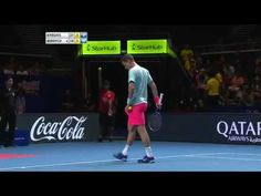 Dec 7, 2016   International Premier Tennis League Singapore - OUE Singapore Slammers vs UAE Royals Singapore Indoor Stadium Singapore