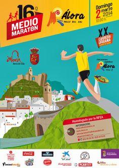 Antonio Torres: Media Maratón de Álora