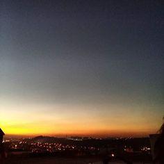 Pra finalizar o dia 😍💛 #sunset