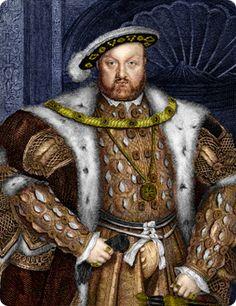 Tudor History England Henry VIII