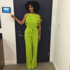 Tracee Ellis Ross Is Giving Fashion Fever & Talking Kanye West On Seth Meyers + Tamron Hall Covers SHEEN Magazine | The Young, Black, and Fabulous