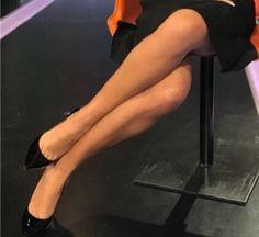 Monica Bertini Parallel legs