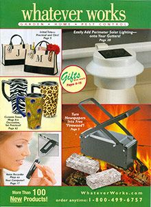 request free mail order catalogs cool collectables On garden solutions catalog