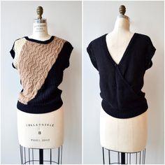 7e4b97c416 Santa Pau cotton sweater • s m from DEAR GOLDEN VINTAGE
