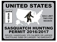 Hunting Sasquatch? Equipment you will Need to Find Bigfoot