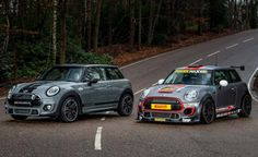 mini clubman cooper s moonwalk - Google Search