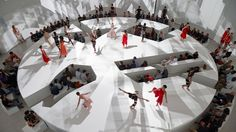 Five Days of Frame #115: The performance that completed the architecture of OMA's Faena Forum - News - Frameweb