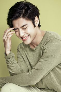 Kang Ha Neul // Moon Lovers: Scarlet Heart Ryeo & The Heirs Kang Ha Neul Smile, Ha Neul Kang, Korean Star, Korean Men, Asian Actors, Korean Actors, Moon Lovers Drama, Oppa Ya, Jun Matsumoto