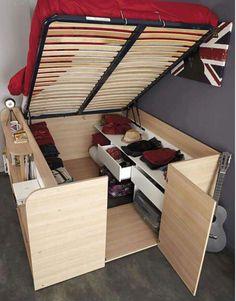 Yatak ve dolap