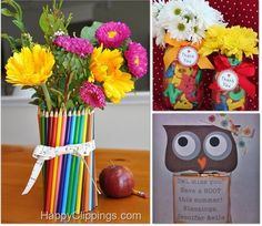 End of Year Teacher Gifts celebrate-spring