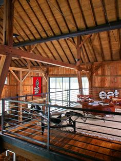 Family Room Industrial Ceiling Design, Pictures, Remodel, Decor and Ideas - page 10