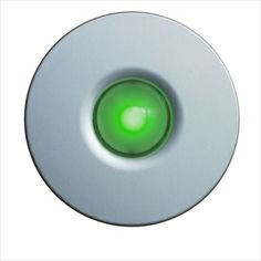 This round illuminated doorbell button is designed for custom projects. This doorbell button works with standard doorbell systems and can be...