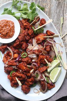 Spicy Chicken Pakora/Fritters