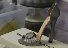 Gumpaste tutorial: How to make a Manolo Blahnik