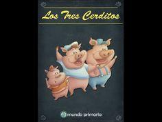 Los tres cerditos | Cuentos infantiles cortos - YouTube